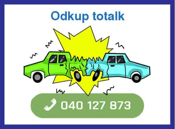 Odkup totalk - 040 127 873 - kontakt