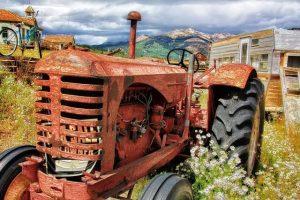 Odkup traktorjev